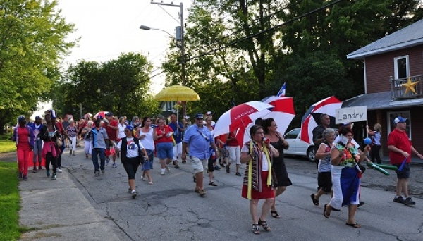 Festivities, Tintamarre and Shows for The Acadian National Day